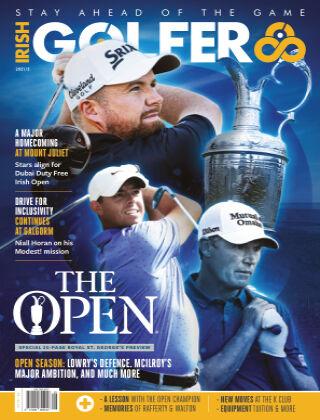 The Irish Golfer Magazine 2021 / 5