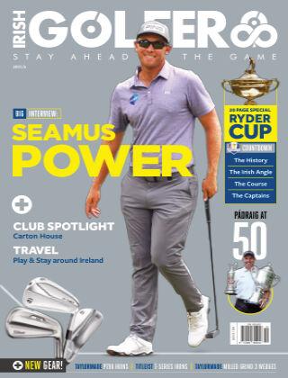 The Irish Golfer Magazine 2021 / 6