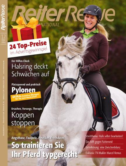 Reiter Revue International November 16, 2016 00:00