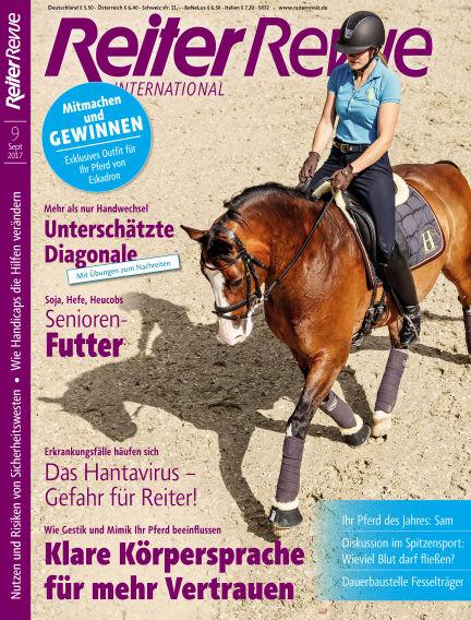 Reiter Revue International August 23, 2017 00:00