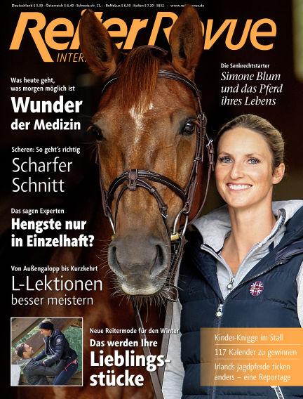 Reiter Revue International October 18, 2017 00:00