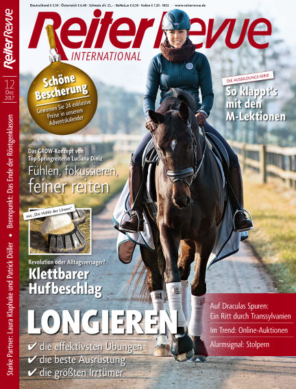 Reiter Revue International November 22, 2017 00:00