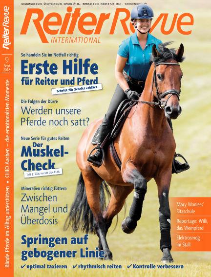 Reiter Revue International August 22, 2018 00:00