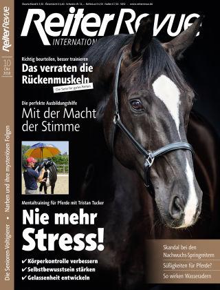 Reiter Revue International 102018