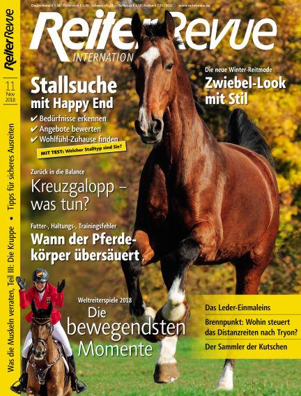 Reiter Revue International October 17, 2018 00:00