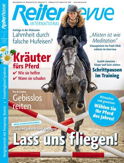 Reiter Revue International January 23, 2019 00:00