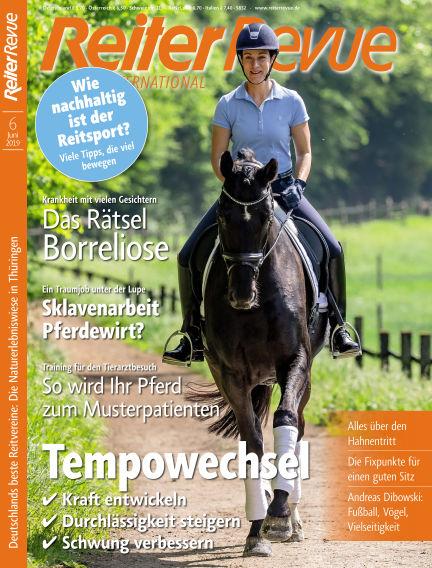 Reiter Revue International May 22, 2019 00:00