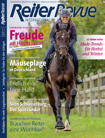 Reiter Revue International October 23, 2019 00:00