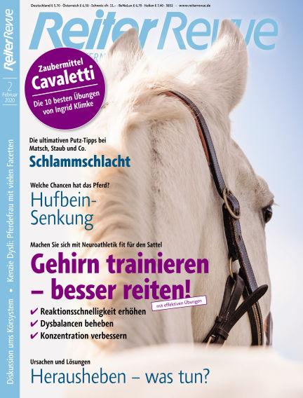 Reiter Revue International January 22, 2020 00:00