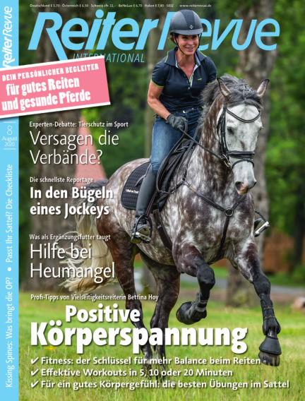 Reiter Revue International July 15, 2020 00:00