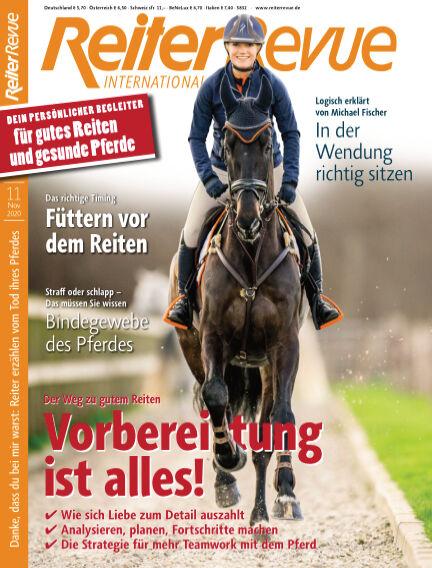 Reiter Revue International October 21, 2020 00:00