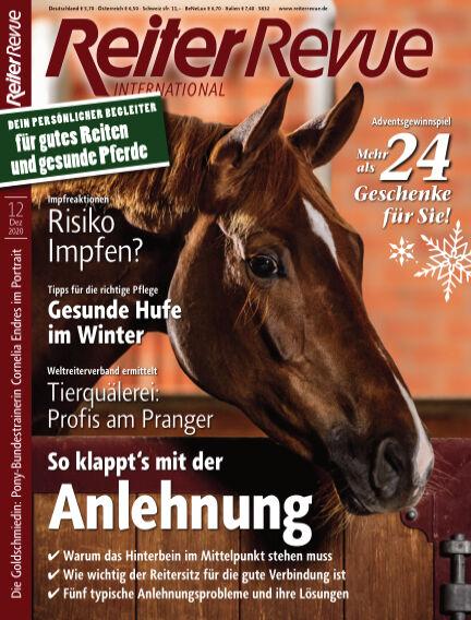 Reiter Revue International November 18, 2020 00:00