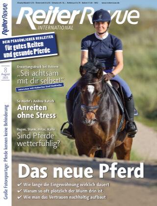 Reiter Revue International 082021