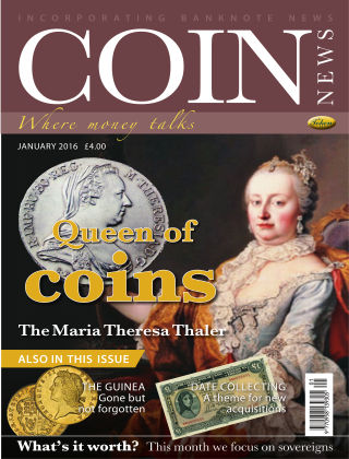Coin News January 2016