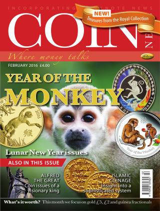 Coin News February 2016