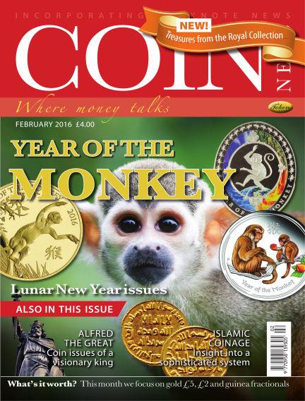 Coin News January 27, 2016 00:00
