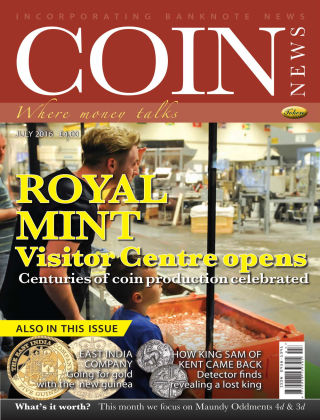 Coin News July 2016