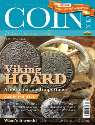 Coin News March 2016
