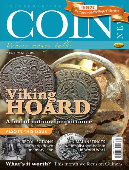 Coin News February 24, 2016 00:00