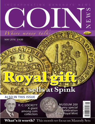 Coin News May 2016