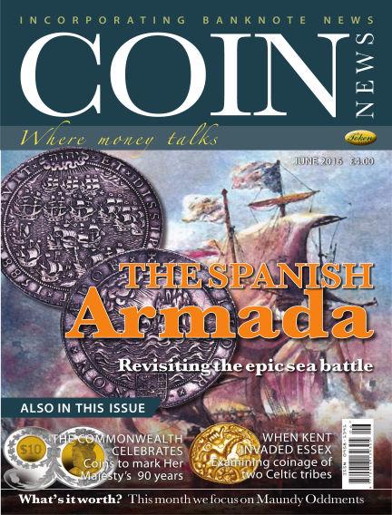 Coin News May 25, 2016 00:00