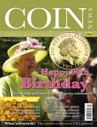 Coin News April 2016