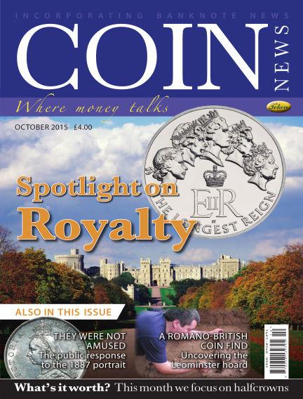 Coin News October 01, 2015 00:00