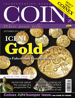 Coin News September 2015