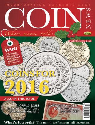 Coin News December 2015
