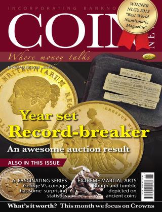 Coin News November 2015