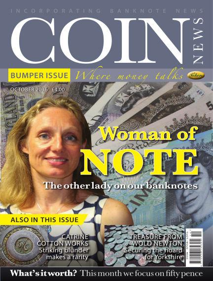 Coin News September 28, 2016 00:00
