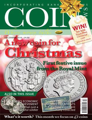 Coin News December 2016