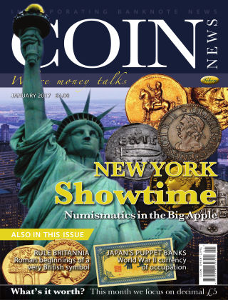Coin News January 2017