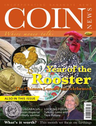 Coin News February 2017