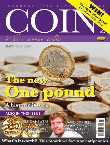 Coin News February 22, 2017 00:00
