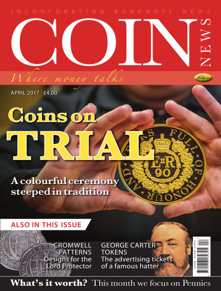 Coin News March 29, 2017 00:00