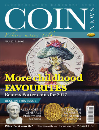 Coin News May 2017