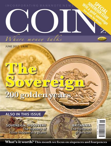Coin News May 31, 2017 00:00