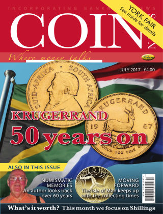 Coin News July 2017