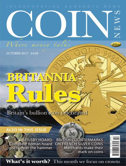 Coin News September 27, 2017 00:00