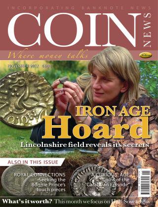 Coin News November 2017