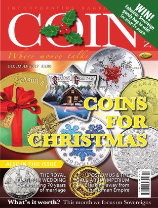 Coin News December 2017