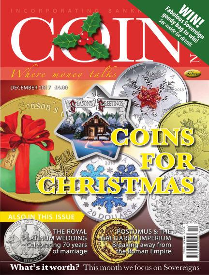 Coin News November 29, 2017 00:00