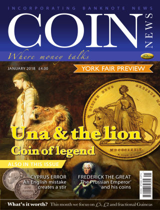 Coin News January 2018