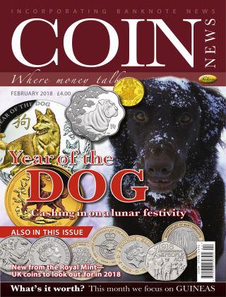Coin News February 2018