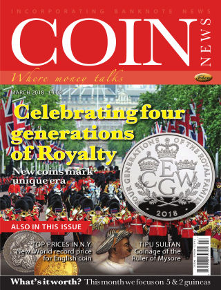 Coin News March 2018
