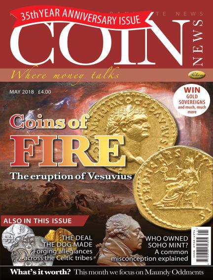 Coin News April 25, 2018 00:00