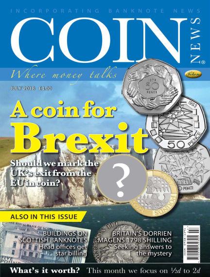Coin News June 27, 2018 00:00