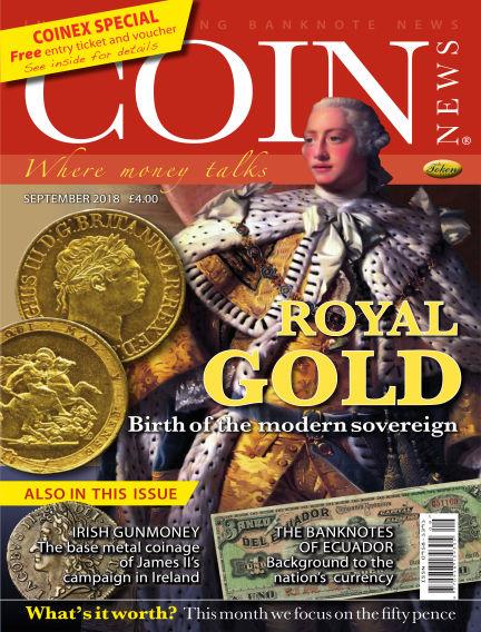Coin News August 29, 2018 00:00