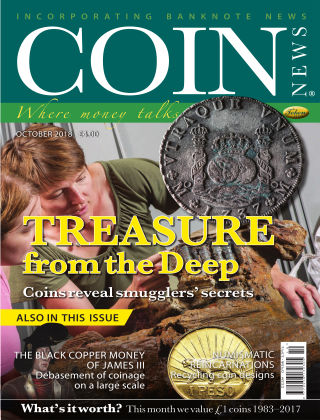 Coin News OCT 2018